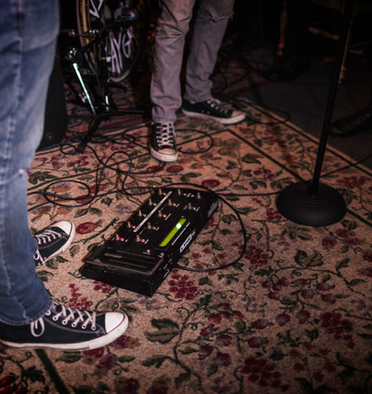 Line 6 Spider IV foot controller photo