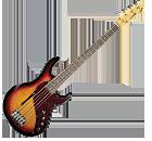 Variax Bass 705