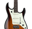 Line 6 James Tyler Variax 69 modeling guitar tobacco sunburst