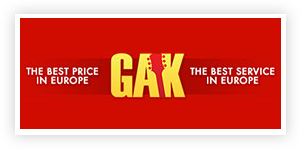 GAK.co.uk