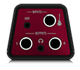Line 6 Sonic Port guitar recording interface input panel
