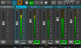 Monitor Sends on Faders