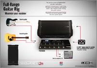 FULL-RANGE GUITAR RIG