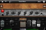 Tweed Blues iPhone/iPod