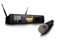 XD-V75 Handheld Microphone and Receiver