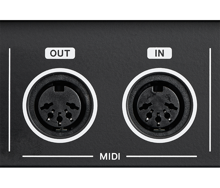 Line 6 POD Farm 2.5 flexible audio configuration with MIDI integration image