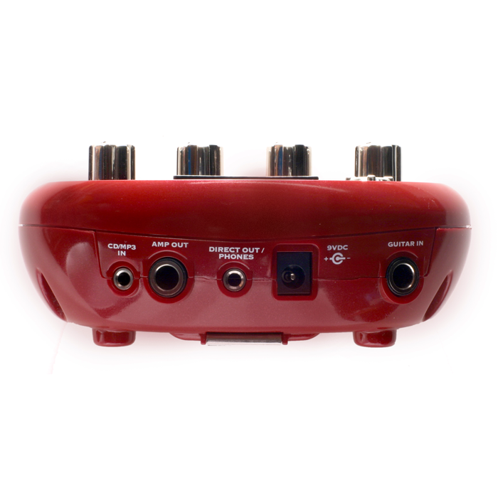 Line 6 Pocket POD guitar practice multi effects processor with amp and effects modeling image.