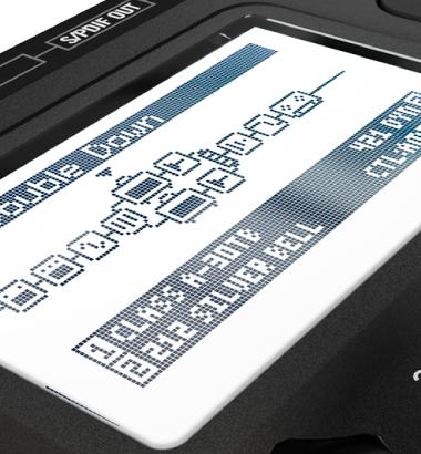 Line 6 POD HD500X guitar effects processor HD Edit software screen
