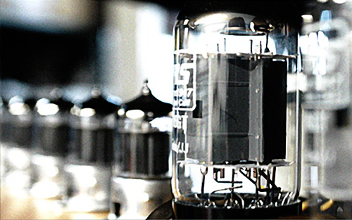 Line 6 POD HD500X guitar effects processor tube photo