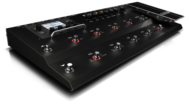 Line 6 POD HD500X guitar effects processor floor model