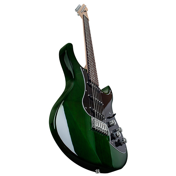 Line 6 20th anniversary Variax® Limited Edition Emerald modeling guitar image