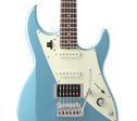 Line 6 James Tyler Variax 69 modeling guitar blue