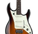 Line 6 James Tyler Variax 69 modeling guitar tobacco sunburst