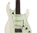 Line 6 James Tyler Variax 69 modeling guitar white