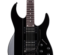 Line 6 James Tyler Variax 89 modeling guitar black