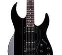 Line 6 James Tyler Variax 89 modeling guitar black