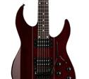 Line 6 James Tyler Variax 89 modeling guitar red