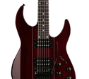 Line 6 James Tyler Variax 89 modeling guitar red