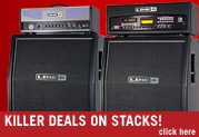 Live Large and Play Loud with Line 6 Full and Half Stacks!