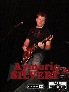Aymeric Silvert et Line 6