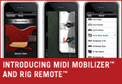 ANNOUNCING: MIDI MOBILIZER™ AND RIG REMOTE™