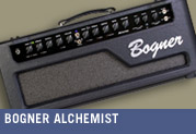 Bogner Alchemist Receives Guitar World Magazine's Gold Award