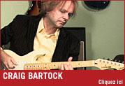 L'artiste sous les projecteurs : Craig Bartock