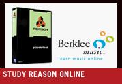 Study Reason 4 Online with Berklee College of Music