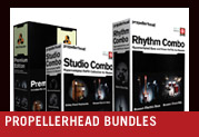 Three Essential Propellerhead Bundles
