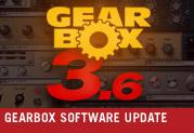 'GearBox™ 3.6' bringt jetzt auch den POD® X3 auf Trab