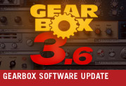 Significant Leaps in POD® X3 Functionality with GearBox™ 3.6