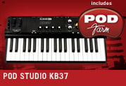 POD Studio™ KB37 Now Shipping!
