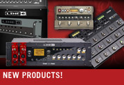 Line 6 Announces New Bass and Guitar Products for Recording and Performance