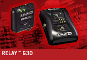 New Relay™ G30 Wireless Guitar System Delivers Superior Sound