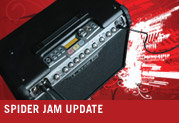Spider Jam™に自由追加機能が登場!