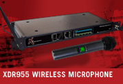 Two New Digital Wireless Microphone Systems Provide Wired Tone and Wireless Freedom!