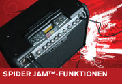 Neue kostenlose Spider Jam™-Funktionen!