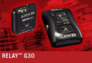 Das neue Relay™ G30 Funksystem für Gitarre garantiert einen optimalen Sound