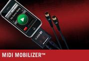Bald ist es soweit: der MIDI Mobilizer™ kommt