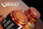 James Tyler Variaxギター「30,000円」購入サポート・キャンペーン