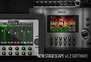 Disponible: Système V1.2 pour StageScape M20d