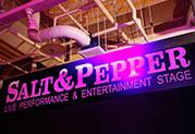 """沖縄のクラブ/ライブ・ハウスSALT & PEPPER で活躍する""""The Dream Stage"""""""