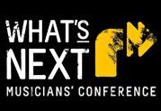 WHAT'S NEXTミュージシャンズカンファレンス IN TOKYO開催!