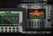 Now Available: v1.2 Software for StageScape M20d
