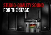 恒例の音響&映像機器イベント「サウンドフェスタ2013」の展示&試聴会に出展
