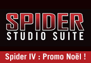 Spider IV Promo Q4 2011 France