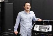 Hal-Sonic studioがStageScape M20dとStageSourceで構成されたシステムを導入