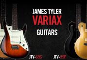 James Tyler Variaxの追加モデル、JTV-59PとJTV-69Sの出荷を開始