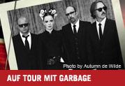 Line 6 Auf Tour Mit Garbage