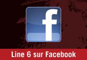 line 6 sur facebook